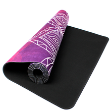 Beach Balanced Body Yoga Mat With Towel Cover