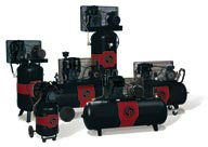 Piston compressor - Chicago Pneumatic