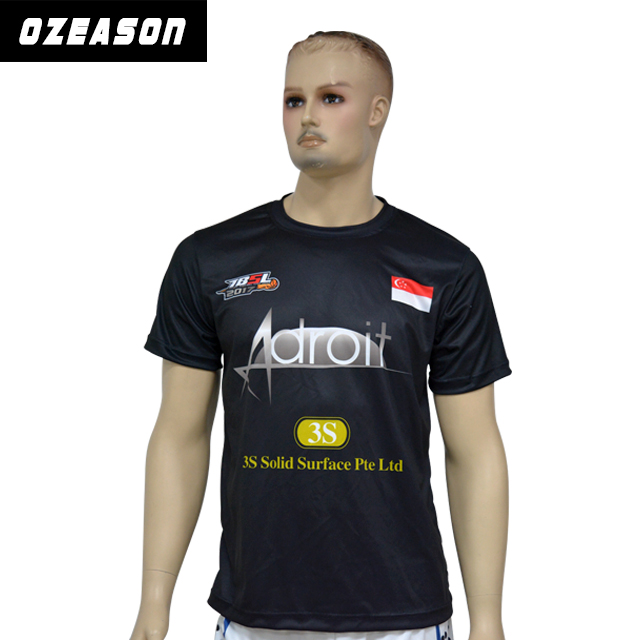 Sublimated Football Jersey Custom Design Top quality Reversible Soccer Jersey 2015/2016