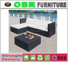 luxury wicker furniture sofa rattan living room sofa sets outdoor furniture for patio or pool