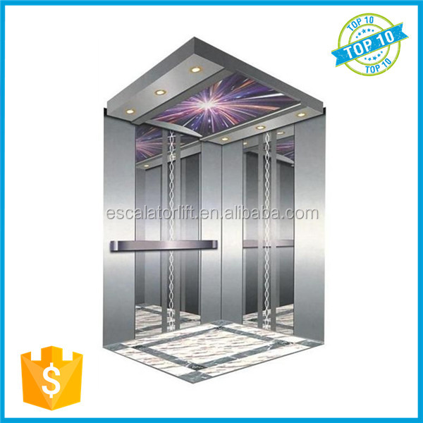 Modernize 6 person passenger lift made in china