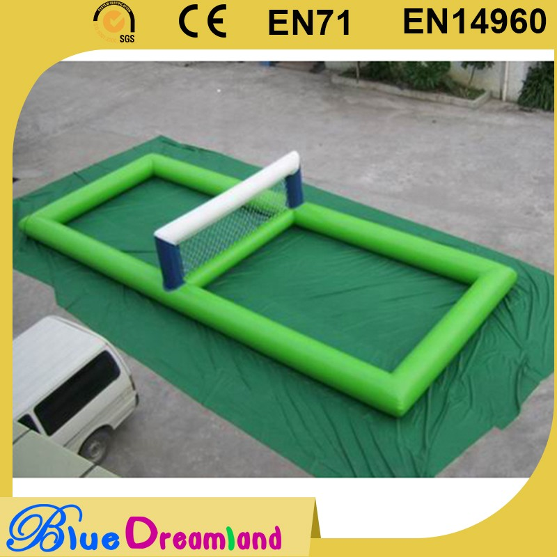 Top seller giant inflatable volleyball with high quality