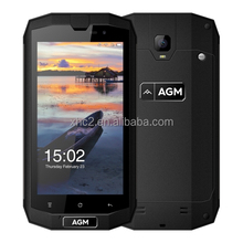 2017 new Products rugged LTE 4G smartphone ip68 4GB+64GB 4050mAh AGM A1Q Phone with Android 7.0 Qualcomm MSM8916 Quad Core