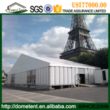 Storage Container House Shelter Tent With Sandwich Hard Wall