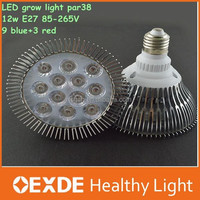 Buy 650-660nm 440-450nm led plant strip lights for growing ...