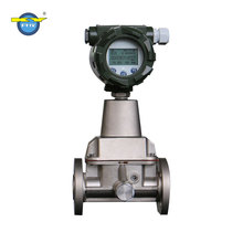 Smart high Temperature Vortex Steam Flow meter
