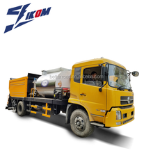 china cheap Asphalt Synchronous Chip Sealer trucks