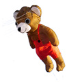 Soft Bear Kite Large kite pendant windsock