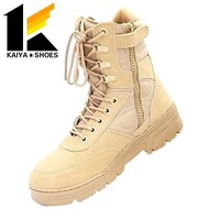 Military Tactical Desert Boots
