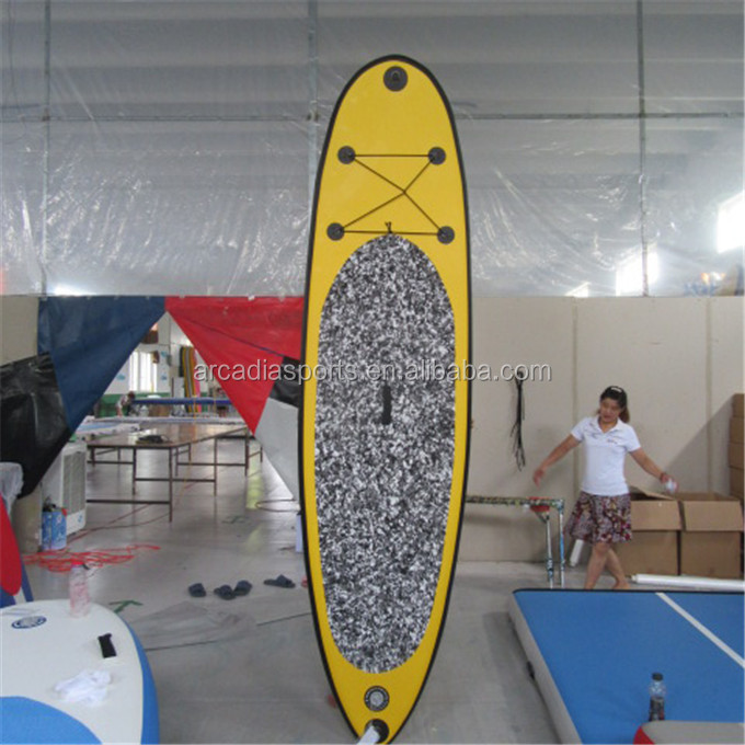 Custom Inflatable Surfing Paddle Board Wind Surf SUP Boards