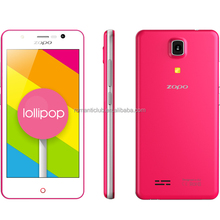 2015 new arrival best selling zopo zp3x Android 5.1 Lollipop MTK6735 Quad core 4g mobile phone