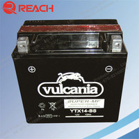 Hot-Selling Lead Acid 12V YUASA Motorcycle Battery with Best Price
