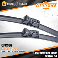 "CPC106 Auto window vane windshield wiper for VW Caddy front wiper blades size:24""+19"""