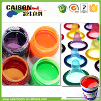 permanent color paste for condom printing