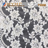 Wholesale Nylon/Spandex Stretch Lace Trim T9008