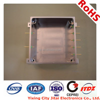 Electronics For Smart Power Integrated Circuit