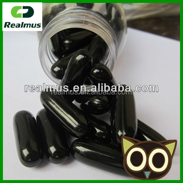 health care product acai berry with green tea capsule