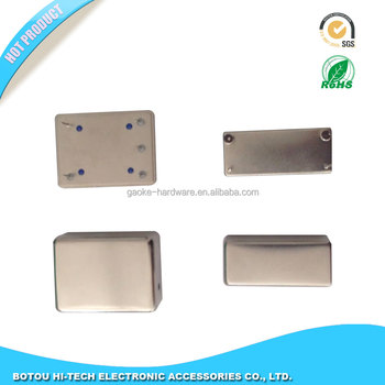 Customized metal can, metal base with good quality