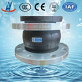 2017 Hot Sale NBR single sphere rubber expansion joints