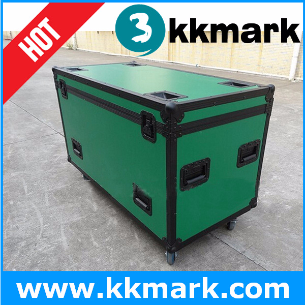 new design green color utility road case