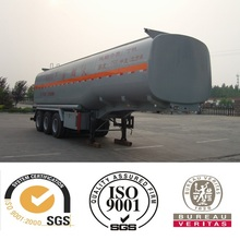 utility hard floor stainless steel tank trailer FOR SALE