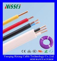 3 in 1 cctv cable Copper or CCA core cables and wires