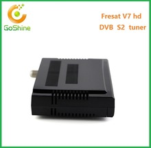 Goshine Best HD Video Decoder Freesat V7 Combo DVB-S2 DVB-T2 Encoder Modulator Satellite TV Receiver