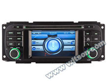 WITSON car dvd gps 2 din for CHRYSLER Interpid with Steering Wheel Control