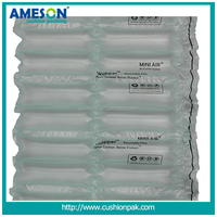 recyclable air cushion protective packaging materials