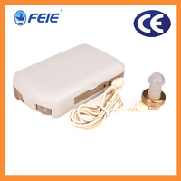 Alibaba pocket hearing aid earphone ear sound amplifier deafness equipment S-7A CE FDA approved