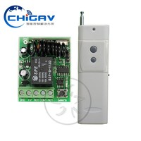 long distance 12v 1ch 10A wireless remote control switch