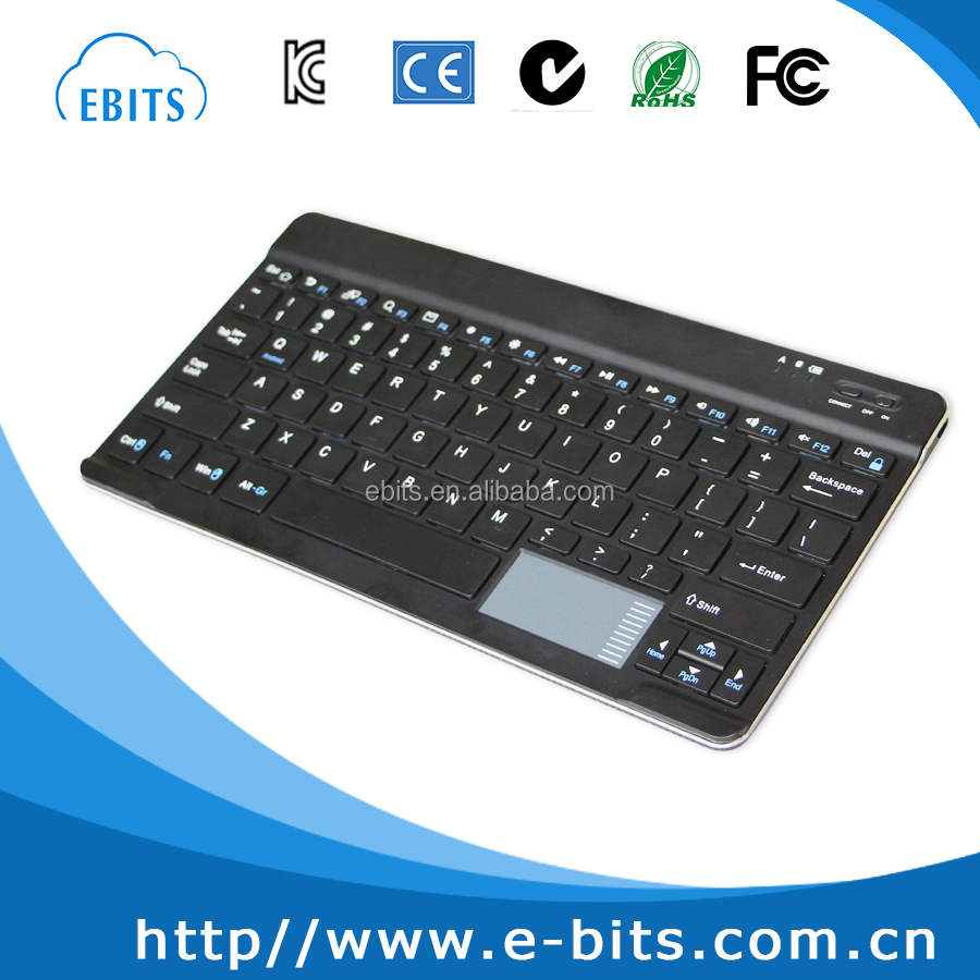 shenzhen supplier wireless bluetooth keyboard