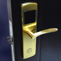 Hotel Good quality cold room door lock