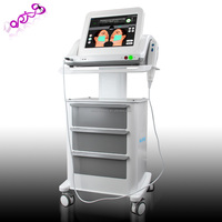 painless hifu face lift skin care machine High Intensity Focused Ultrasound instrument for beauty parlor