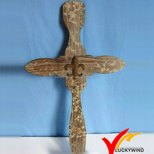 Reclaimed Handmade Shabby Distressed Wood Wall Cross