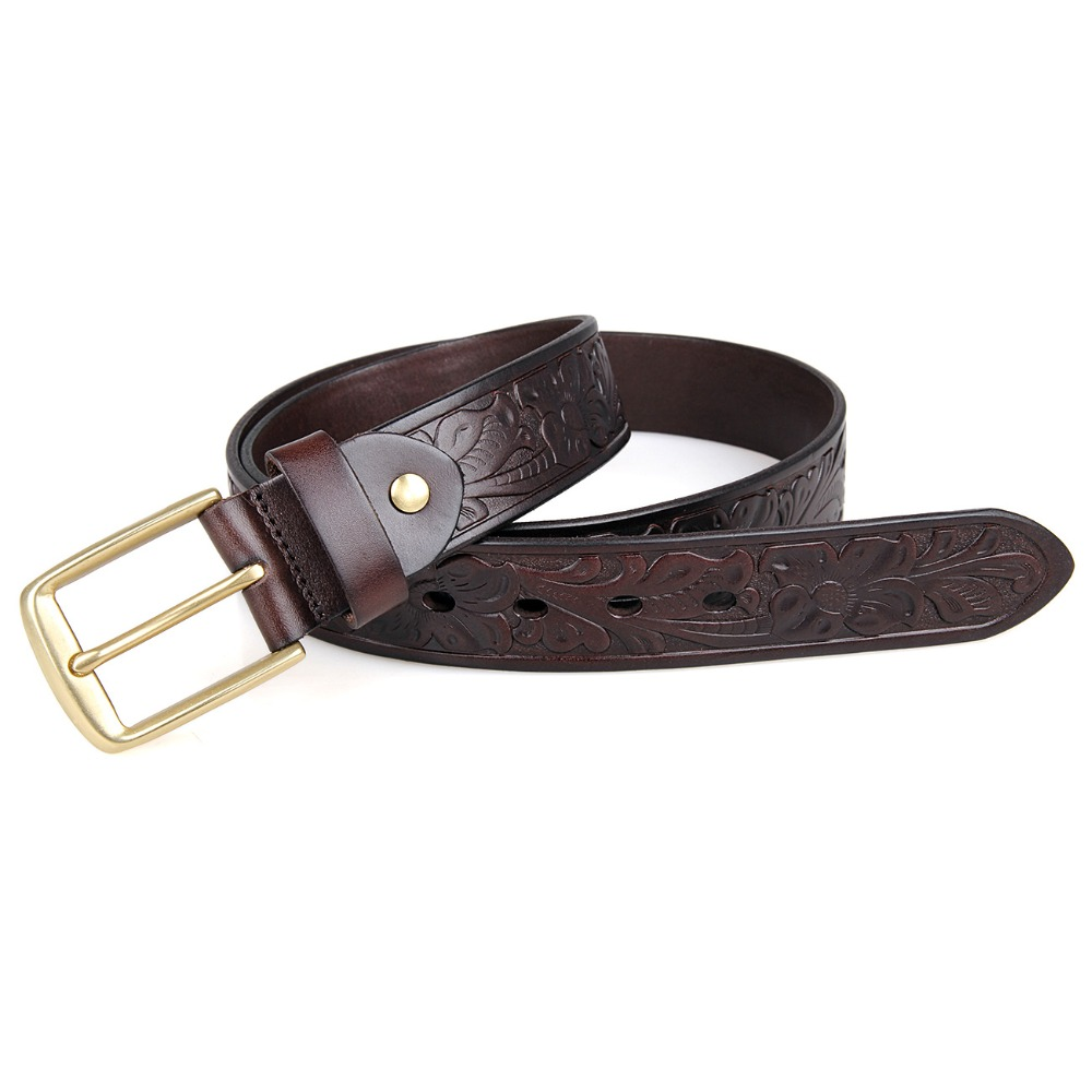 High Quality Italy Genuine Leather Belt Men's Belt Wholesale Online B014Q