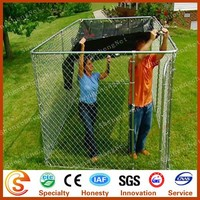 Cheap bamboo steel metal fencing used fences for dogs with lowest price