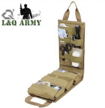 High Quality Military Medical Pack Insert Bag