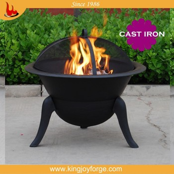 garden iron firepit/camping gas burners