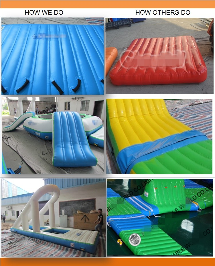Water Park, Giant Inflatable Water Park, Aqua Park For Sale