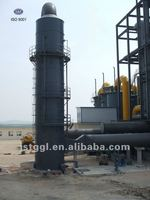 well designed water film desulfurization wet scrubber