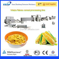 Corn flakes manufacturers/corn flakes processing machine