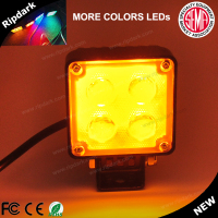 Multi-color 5w CREE LED grow spotlight long range super spot 20w LED work light