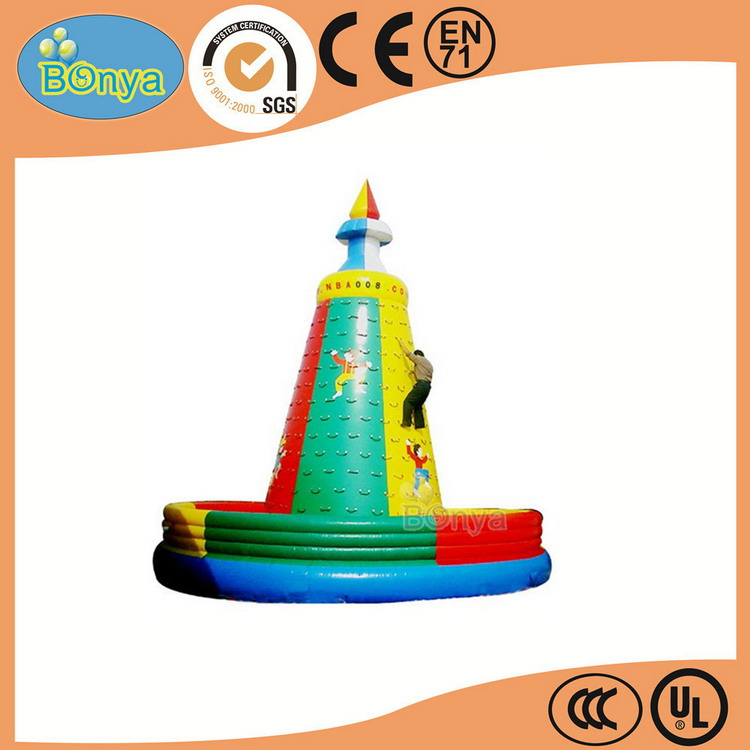 China good supplier creative inflatable climbing sport manufacturer