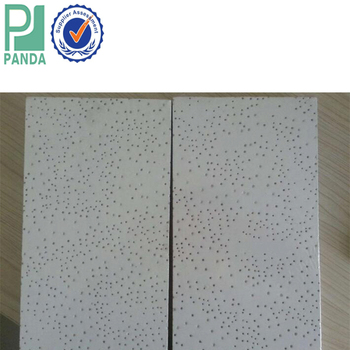 False Ceiling Design Mineral Fiber Sheet