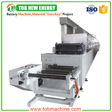 Lithium Battery Single Side Dry Coating Machine with Roll Coater