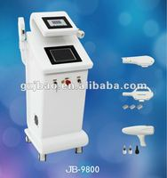 Pulse light E light & Laser Permanent Hair Removal Age Tattoos Removal Spot Removal machine(JB-9800)
