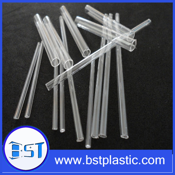 Small Diameter thin wall PVC clear Pipe