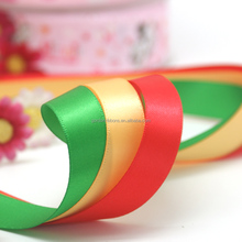 double face satin ribbon 100mm, wholesale large width satin ribon,color ribbon