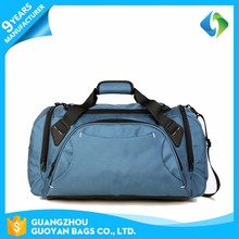Unique popular design oem own famous brands waterproof sport bag